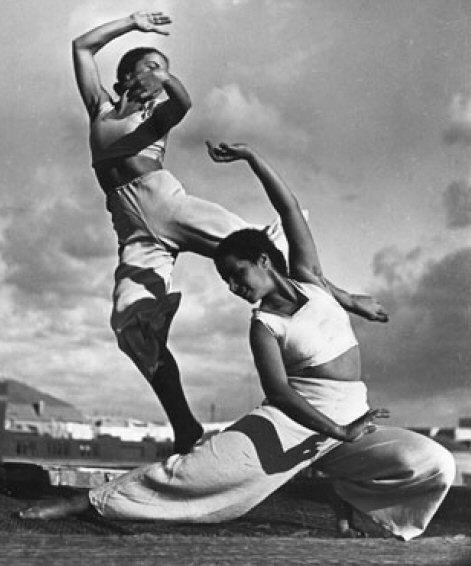 Jehudit und Shoshana Orenstein - Vorwärts, 1936