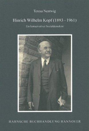 Hinrich Wilhelm Kopf