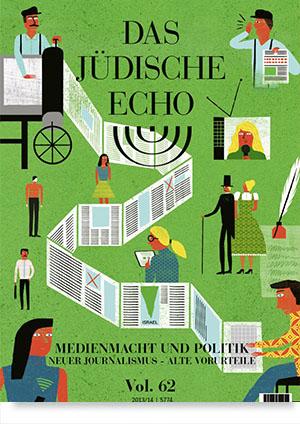 Das Jüdisch Echo 2013/2014