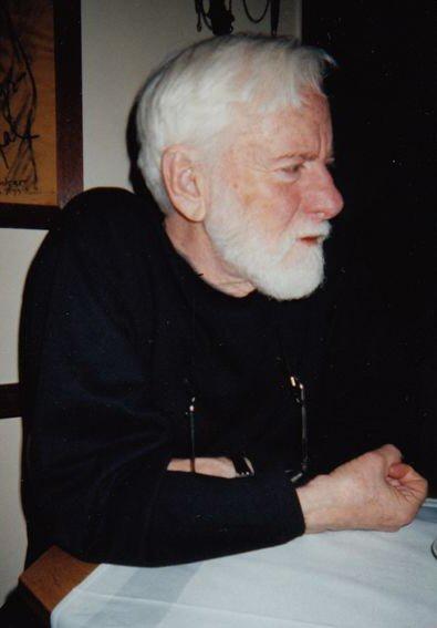 Uri Avnery 2002 - (c) Frankziska Werners