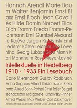 Intellektuelle in Heidelberg 1910 - 1933