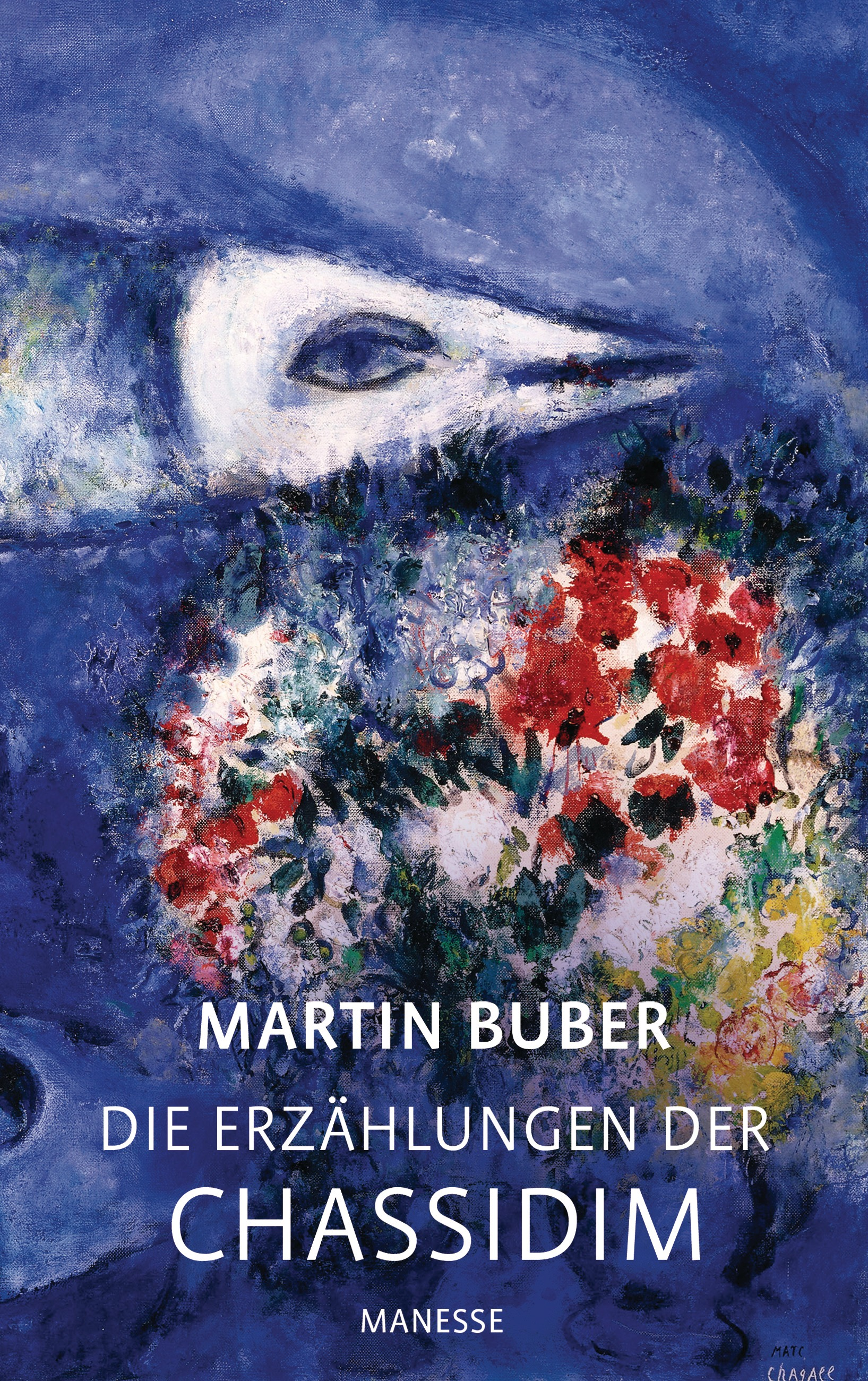 Die Erzaehlungen der Chassidim von Martin Buber