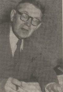 Zeitzeuge Matthias Josef Mehs, Wittlichs späterer Ehrenbürger.
